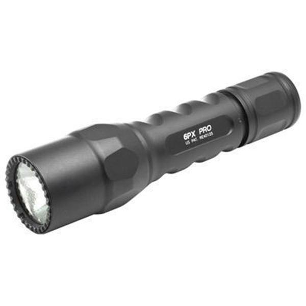 SUREFIRE 6PX PRO-BLK 15/600 LM-LED