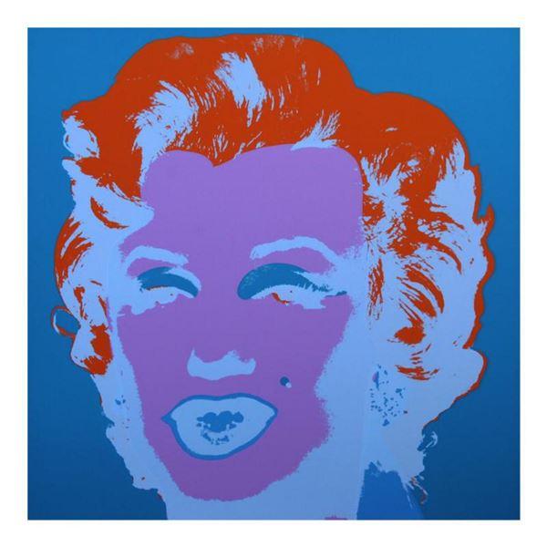 "Andy Warhol ""Marilyn 11.29"" Silk Screen Print from Sunday B Morning."