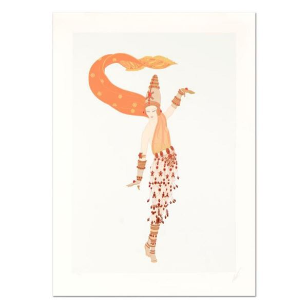 """Erte (1892-1990), """"Arabian Nights"""" Limited Edition Serigraph, Numbered and Hand Signed with Certific"""