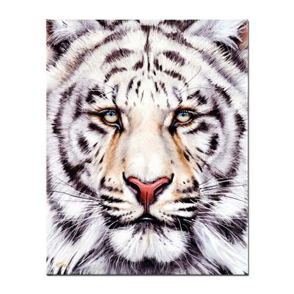 """""""Bengal"""" Limited Edition Giclee on Canvas by Martin Katon, Numbered and Hand Signed. This piece come"""