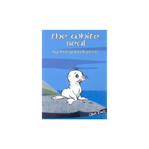 """Chuck Jones """"The White Seal"""" Limited Edition Lithograph."""