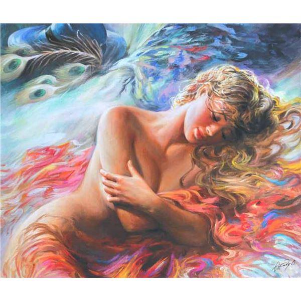 """Arkady- Giclee on Canvas """"Arkady LE-01"""""""