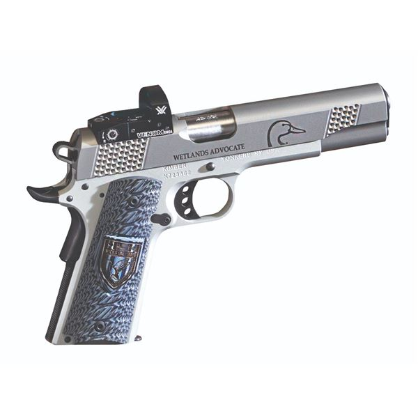 Kimber 1911 Wetlands Advocate .45ACP- 2021 Handgun of the Year