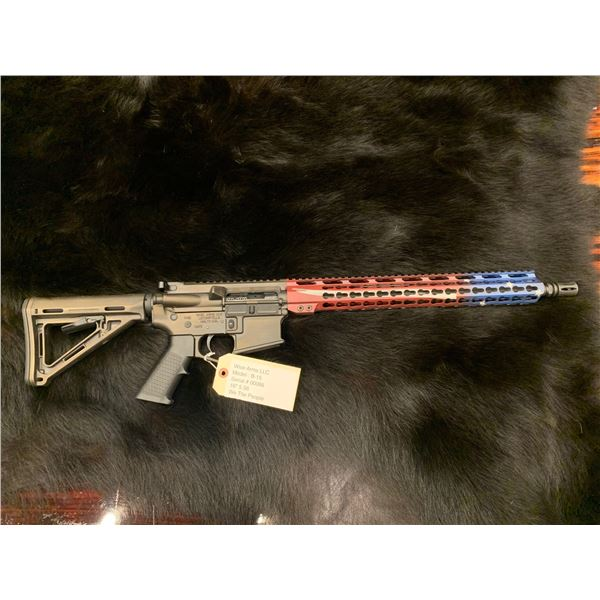 """Wise Arms AR Rifle """"We the People Edition"""""""