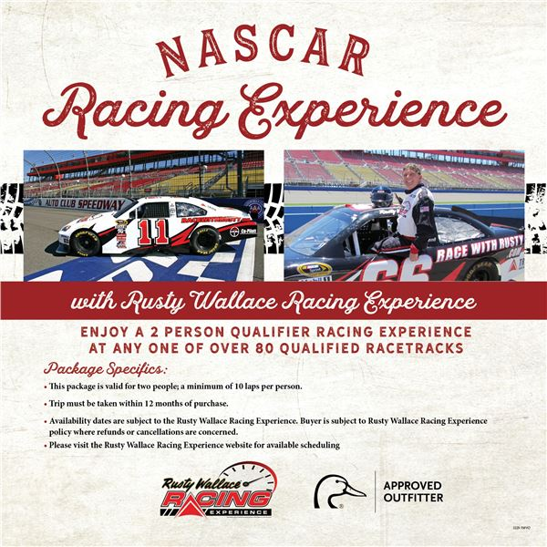 NASCAR Racing for Two