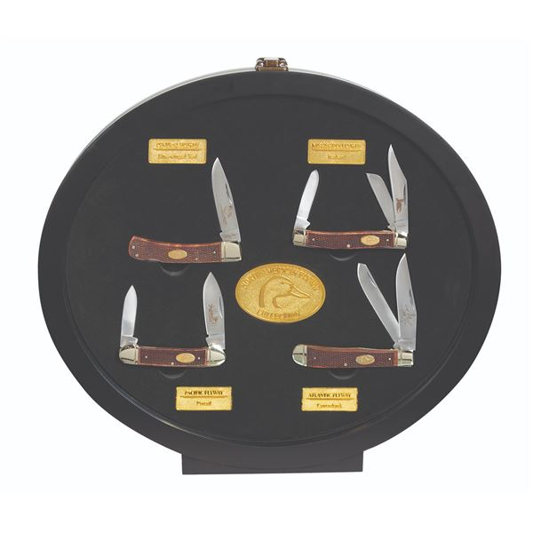Flyway Knife Set