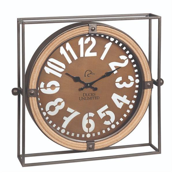 Framed Clock