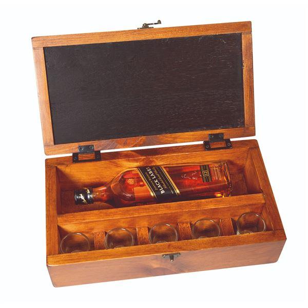Whiskey Toasting Box