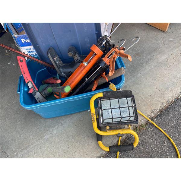 Misc tools etc