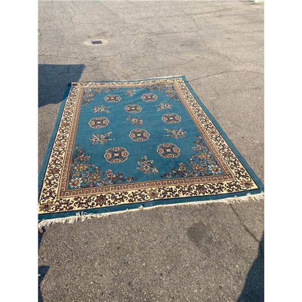 Area carpet 11feet 7ft 10 inches
