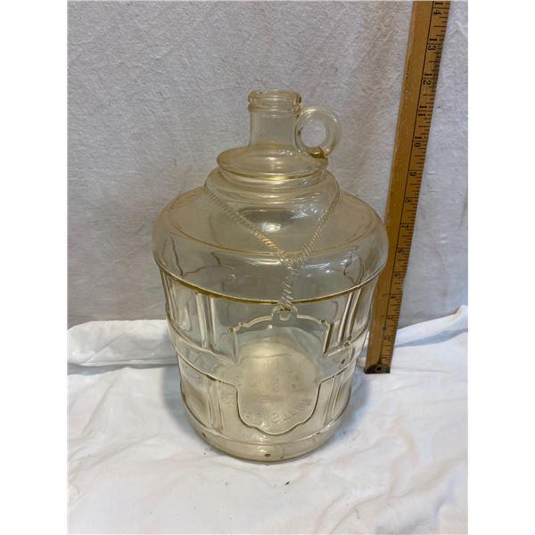 Collectible jug