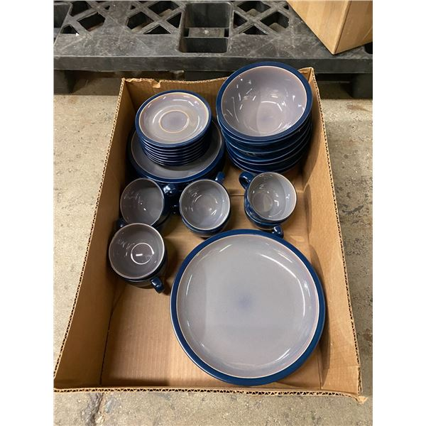 Lot dishes