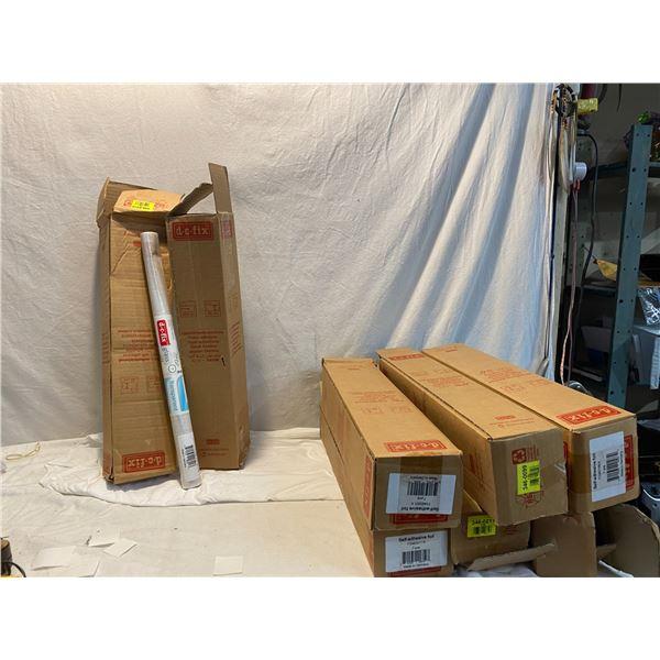 8 boxes self adhesive foil