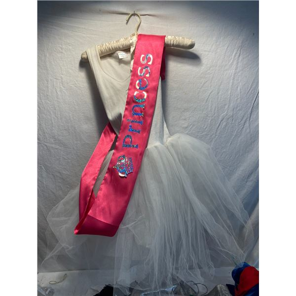 Princess dance outfit