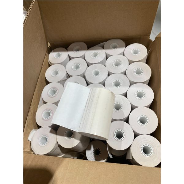 Case thermal paper