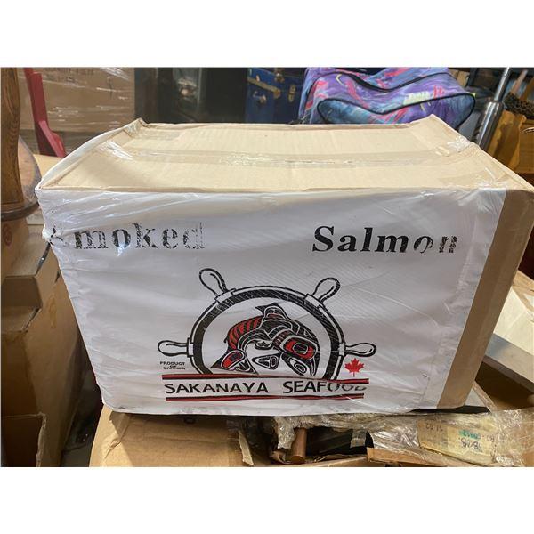 Case salmon bags