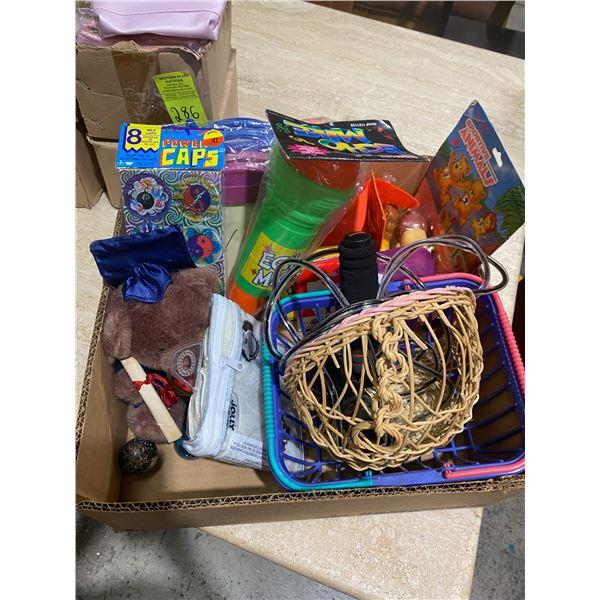 Misc toys etc