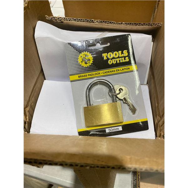 Case of 50mm locks new