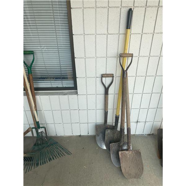 Lot shovels