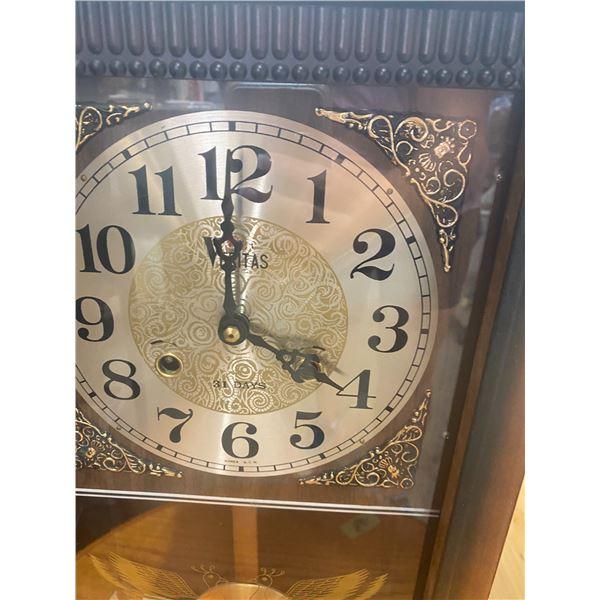 Verona's 31 day clock