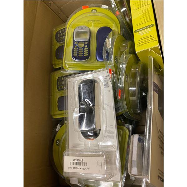 Lot phone accessories