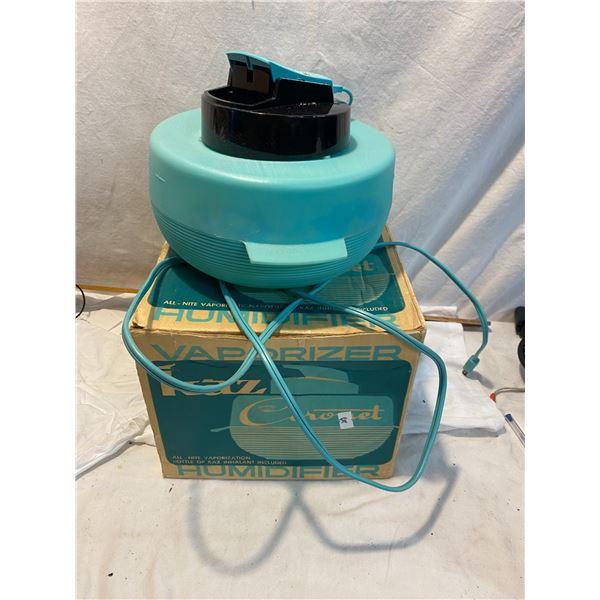 vintage vaporizer humidifier
