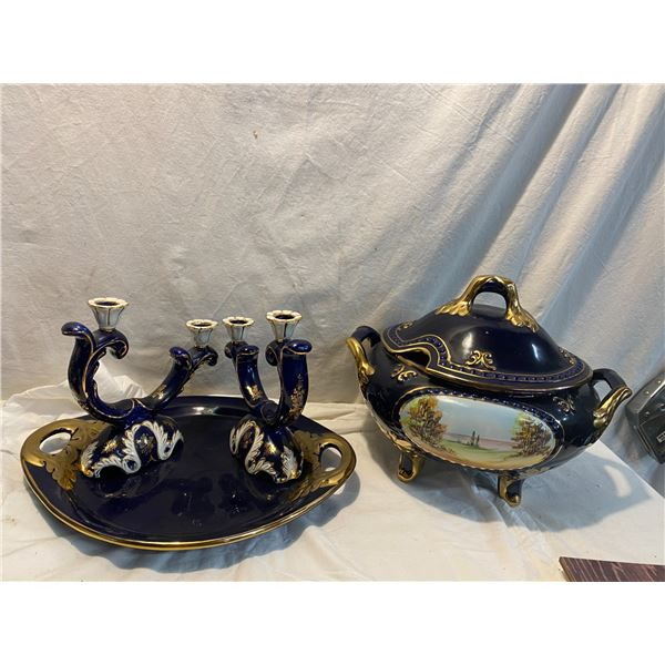 Collectible candle holders and other