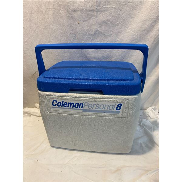 Coleman cooler small