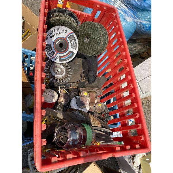 Lot tool accessories