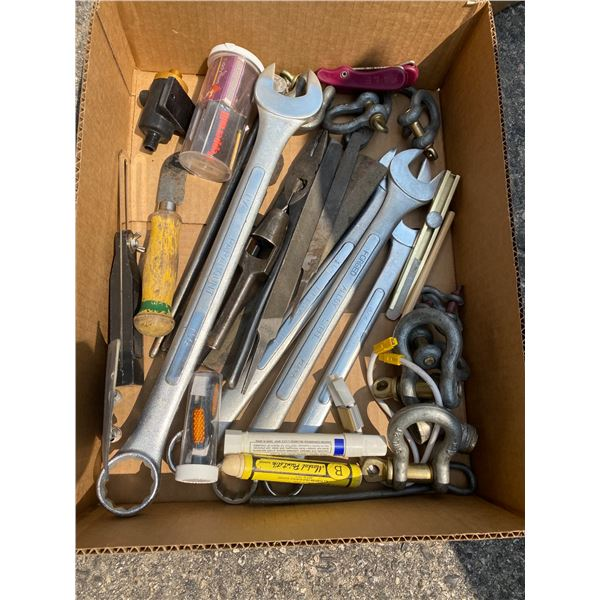 Lot wrenches abs other tools