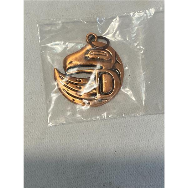 Eagle Yunkes pendant