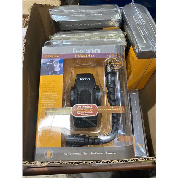 Box hands fee car items