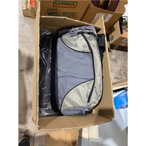 Case new duffle bags