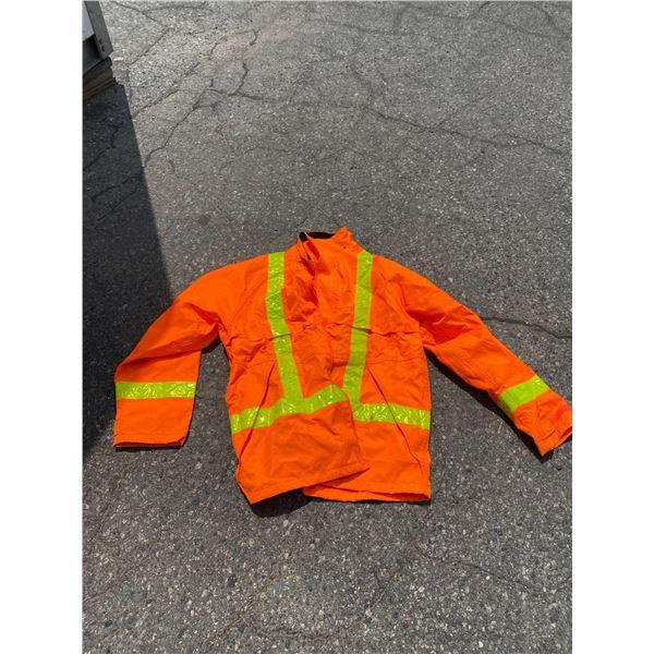 Safety coat xl
