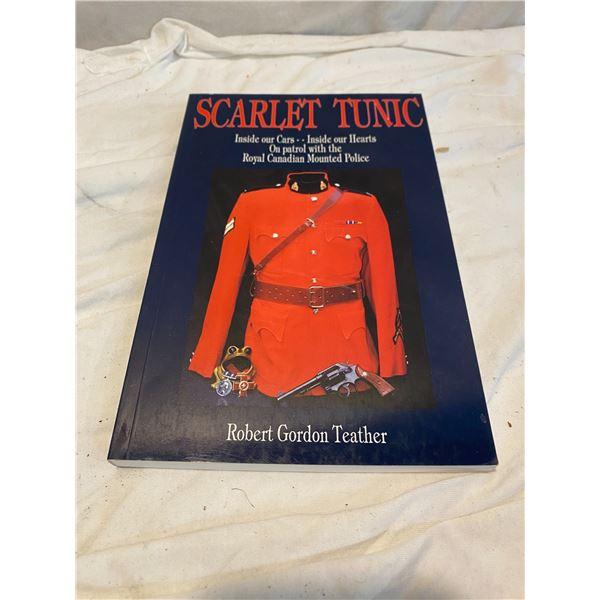 Scarlet tunic book