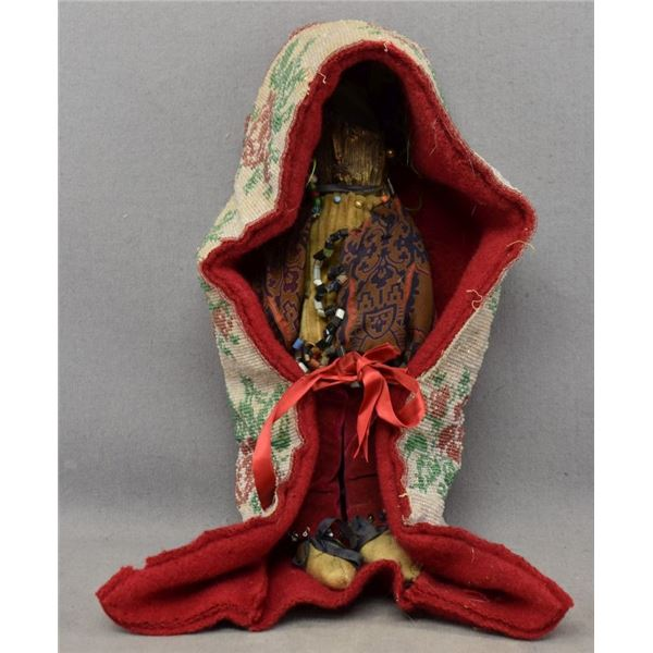 EASTERN INDIAN DOLL CRADLE