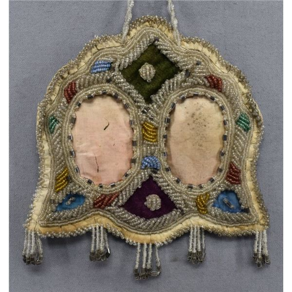 IROQUOIS INDIAN PICTURE FRAME