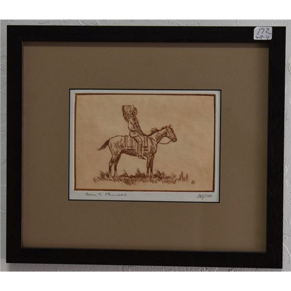 WESTERN ETCHING (ACE POWELL)