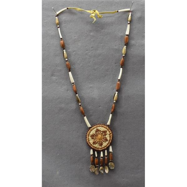 HUPA INDIAN NECKLACE