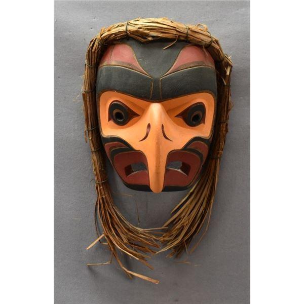 KWAGIULTH INDIAN MASK (DAWSON)