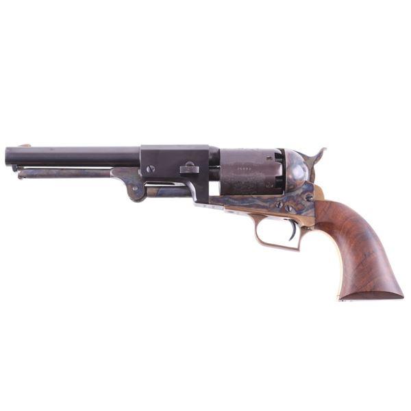 Colt First Model Dragoon Engraved Revolver & Box