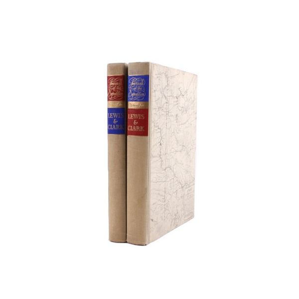 1st Ed. Journals of the Expedition Lewis & Clark