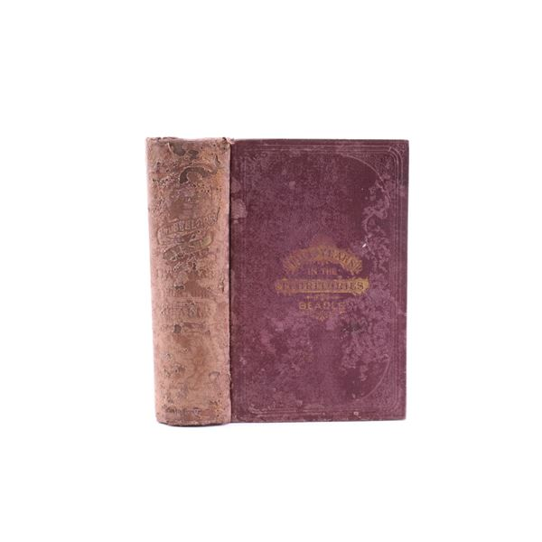 1873 1st Ed. Five Years in the Territory by Beadle
