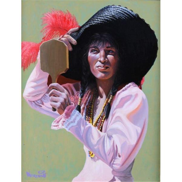 "Roy Kerswill Original ""Plunder"" Painting"