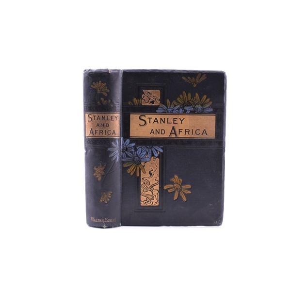 1889 Stanley in Africa by Eva Hope