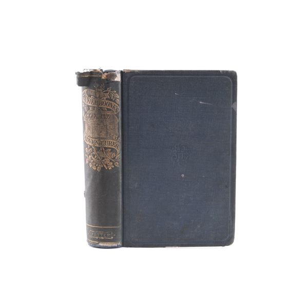 1865 1st Ed. Life of Daniel Boone by Cecil Hartley