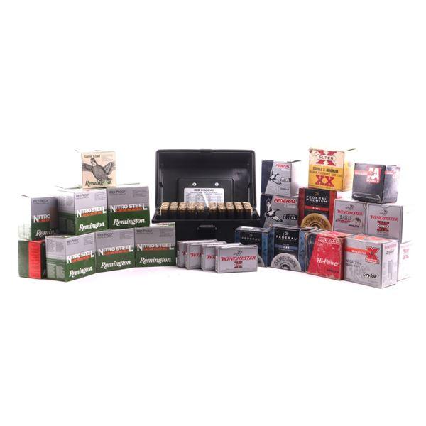 Assortment of 525+ Shotgun Ammunition12g/20g