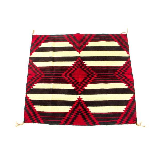 Relampago Eye Dazzler Wool Rug by Pedro Sosa