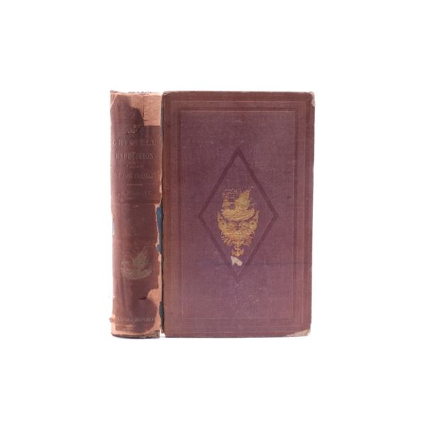 The Grinnell Expedition by E. K. Kane 1st Ed. 1854