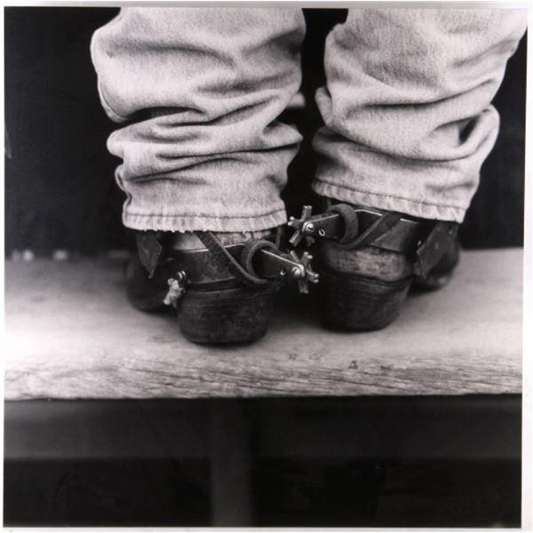 Original Boots & Spurs Montana Silver Gelatin